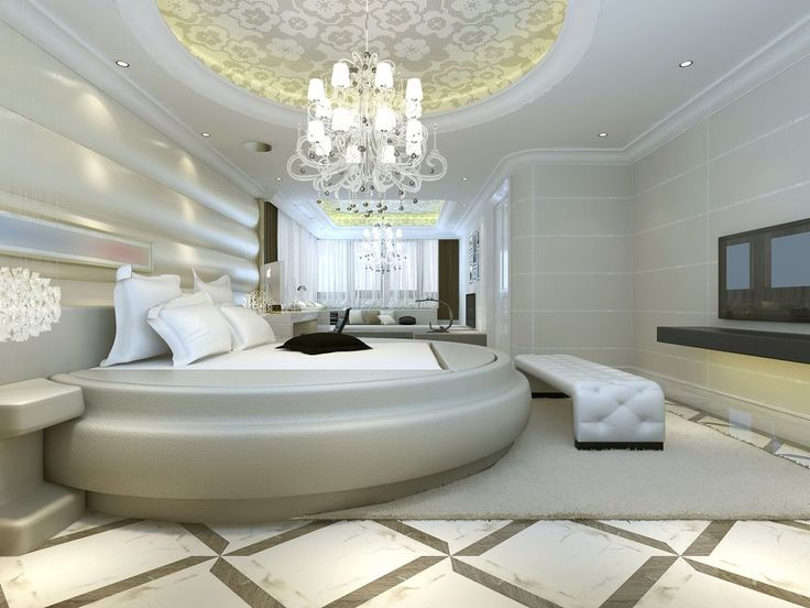 Sypialnia w królewskim stylu: 10 pomysłów!