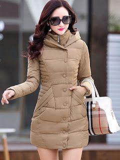 Uk Deal of the Day: Best Offer On Slim Single-Breasted Coat In Uk #BreastedCoat   #Slimcoat   #womenfashion   #womenswear   #sexymodels   #sexygirls   #glasses   #Ericdress   #UKDealOfTheDay
