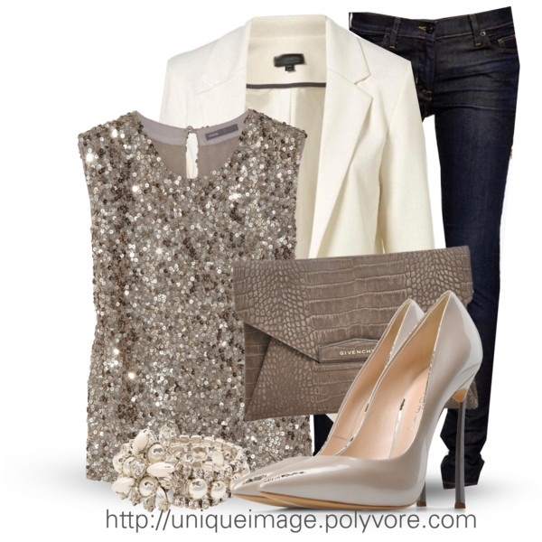 """""""Evening Glam"""" by uniqueimage on Polyvore"""