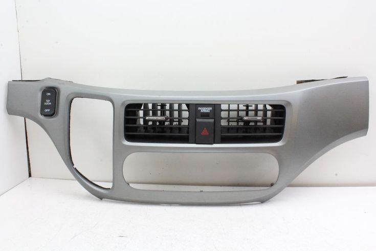 0507 Honda Odyssey Radio Climate Control Center Dash
