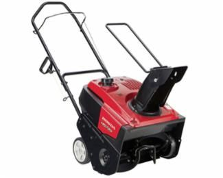 Honda Single Stage Snow Blower HS720AM