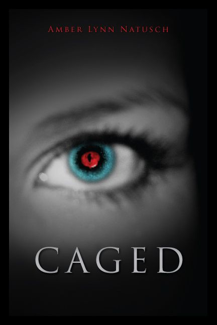 Urban fantasy: CAGED, book 1 of the Caged series. Available now! (paranormal romance, werewolves, supernatural mystery/suspense)