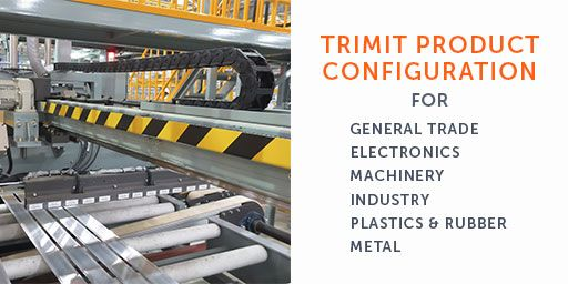 TRIMIT Configuration. Functionality for the manufacturing industry. #MSDynNAV #ERP
