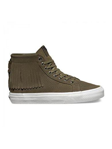 Vans Sk8-Hi Moc Sneaker Damen 7.5 US - 40.0 EU - Sneakers für frauen (*Partner-Link)