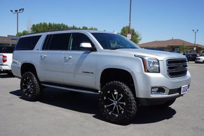 2016 GMC Yukon XL SLT - Click to see full-size photo viewer