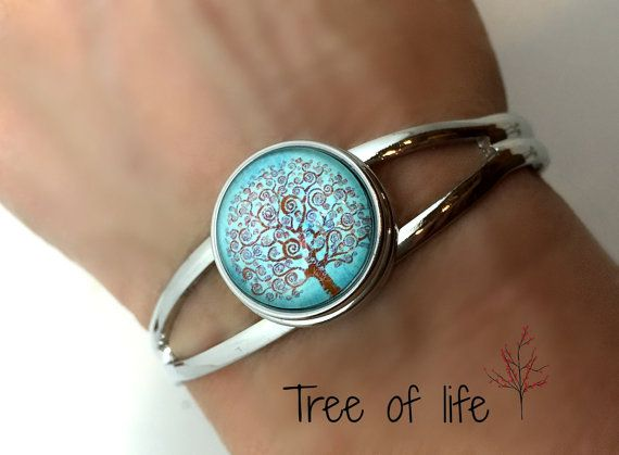 Tree of life bracelet Tree of life Ginger snaps by snapincharms