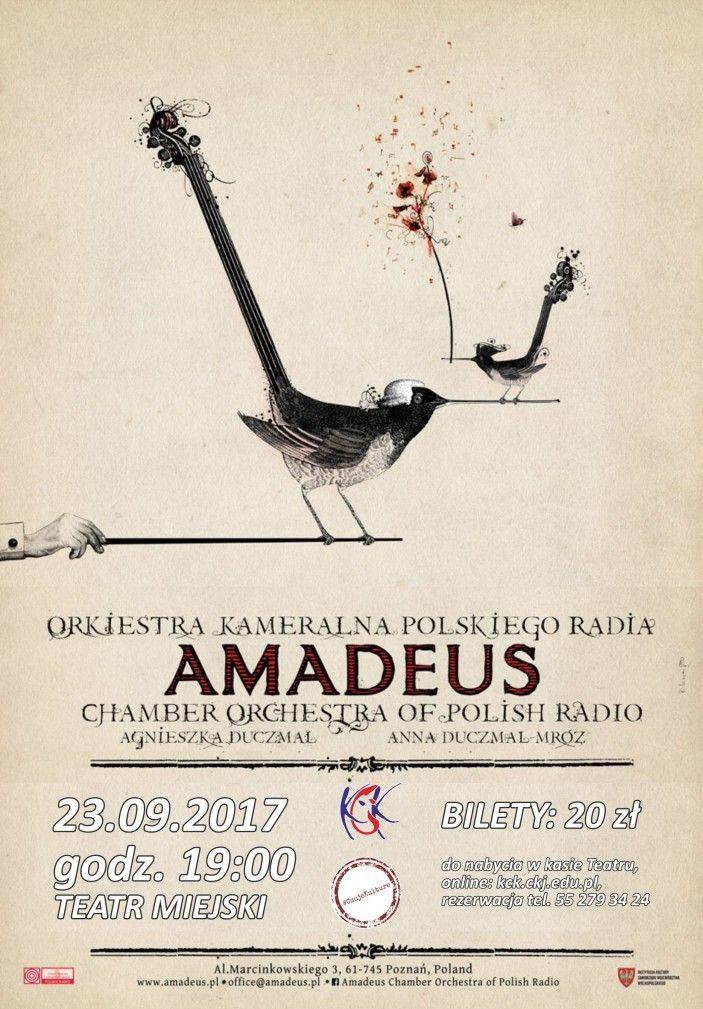 """Orkiestra Kameralna Polskiego Radia """"AMADEUS"""", 23.09.2017 r."""