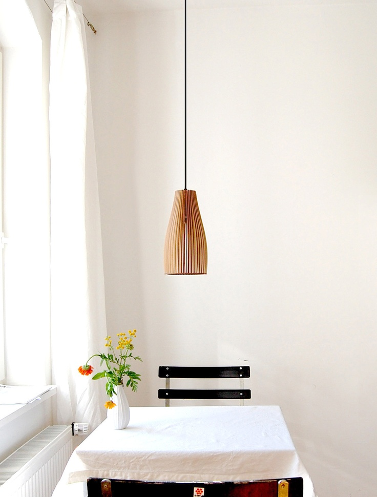 wooden lamp The 52 best Lighting images