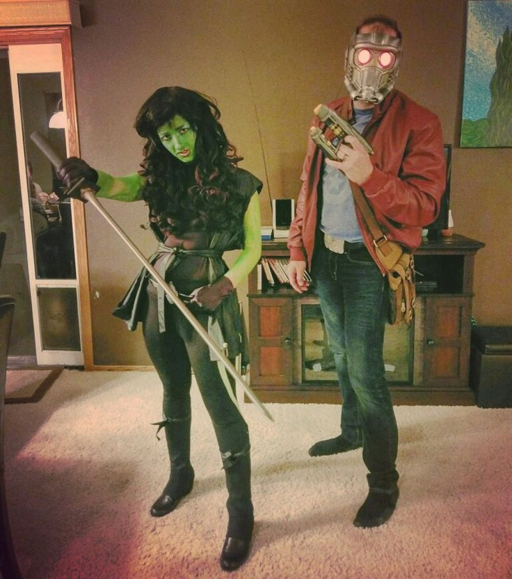 Our nerdy couples costume