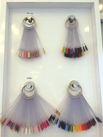 A Cleaner Way to Display Nail Color www.nailsmag.com