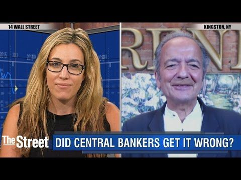 Are Central Banks Caught in a Rate Trap? - Gerald Celente   Kitco News - Gold Silver Council