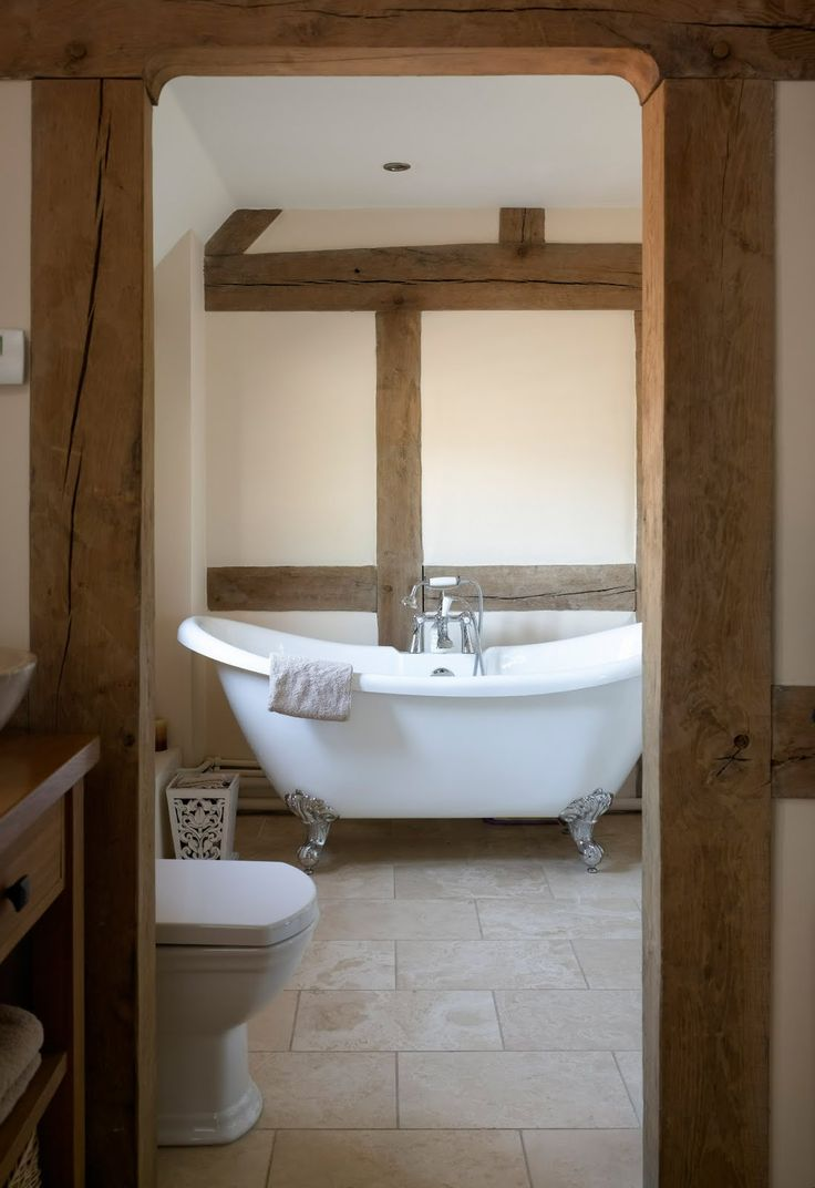 Les 259 meilleures images du tableau country campagne for Barn conversion bathroom ideas
