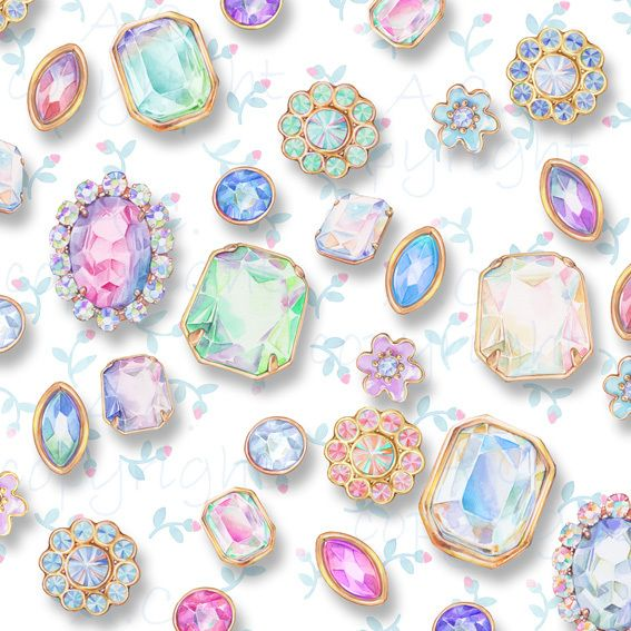 Jewels on Behance - Antonella Canavese