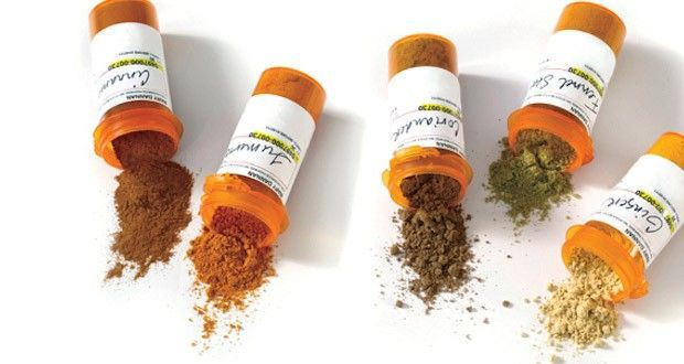 5 Épices qui guérissent (et comment les utiliser )lire la suite / http://www.sport-nutrition2015.blogspot.com