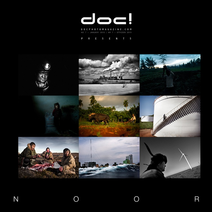 doc! photo magazine presents: NOOR, #7, pp. 33-75