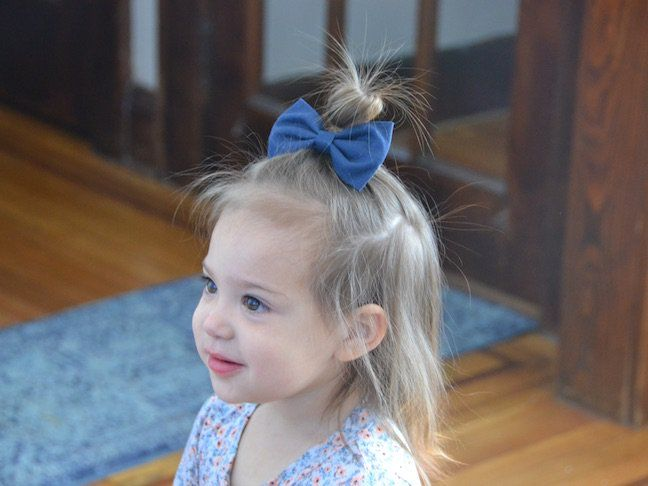5 Fast & Straightforward Hairstyles For Toddler Ladies