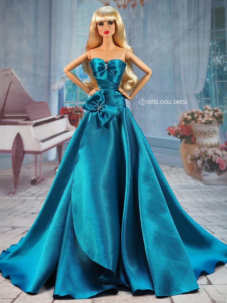 5562 best Barbie Vestidos images on Pinterest | Barbie doll, Fashion ...