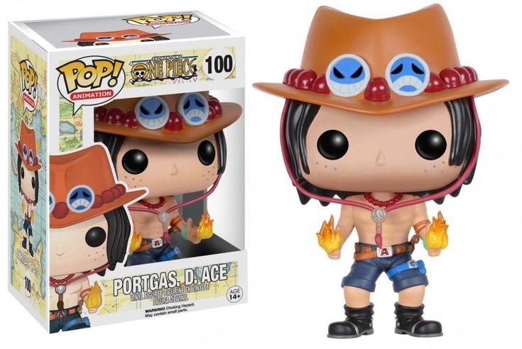 Figurine Pop Portgas D. Ace One Piece