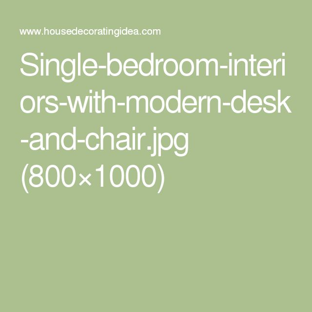 Single-bedroom-interiors-with-modern-desk-and-chair.jpg (800×1000)