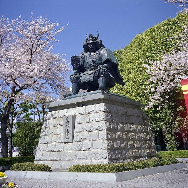 Famous Japanese samurai, Shingen Takeda via flickr