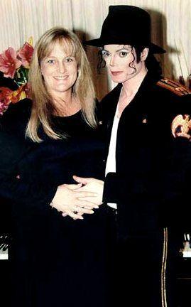 Michael Jackson civil wedding