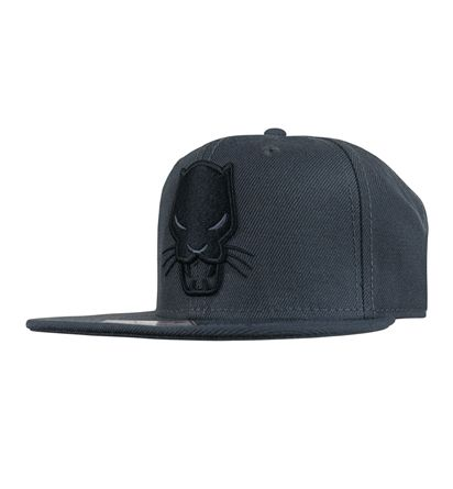 Save $5 on any order over $25 order when you share our page to your favorite social media network.  Discount does not apply to HeroBox Black Panther Image Snapback Hat