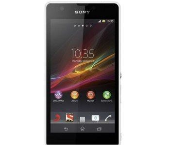Sony Xperia ZR White, 8 GB At Rs.14999