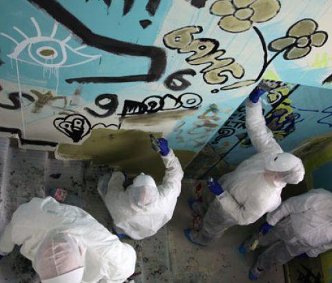 BAN KING CORPORATE GRAFFITI / BANCA INTESA SANPAOLO