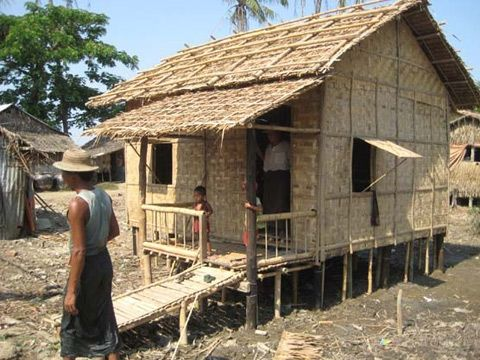 Bamboo House Philippines Architecture