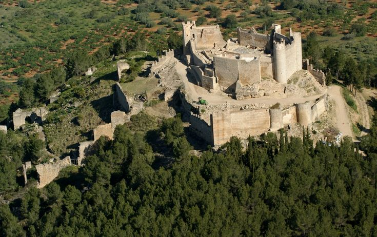 Castillo de Alcalá de Xivert. Castellón