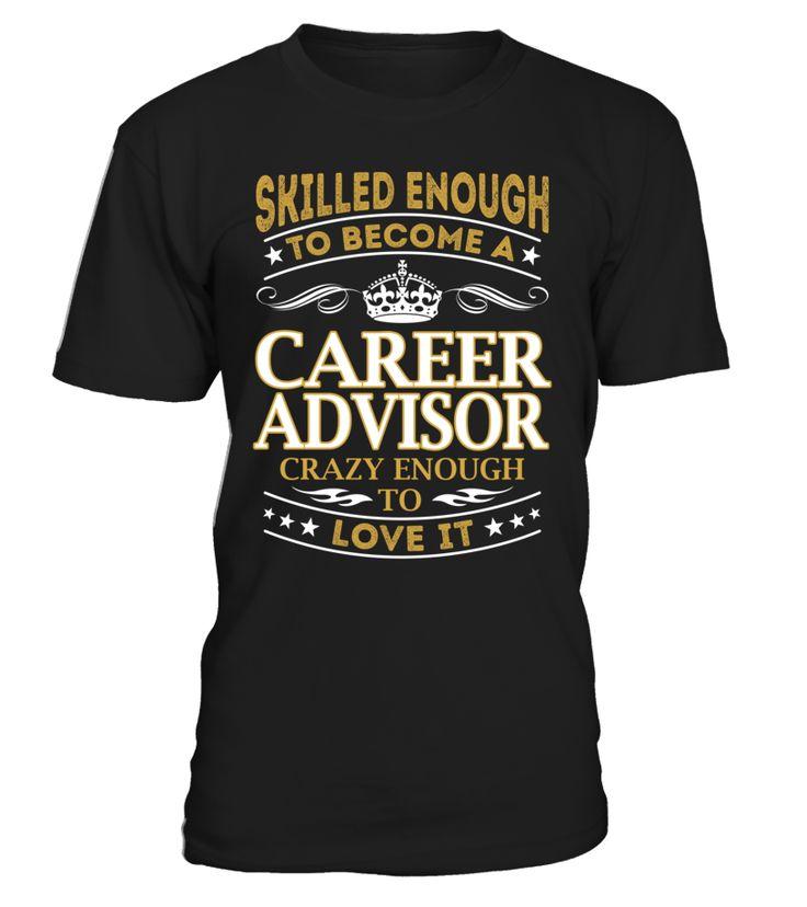 Career Advisor - Skilled Enough To Become #CareerAdvisor