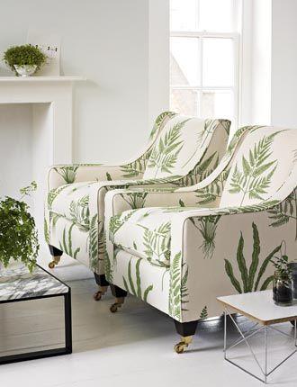fern armchairs - Google Search