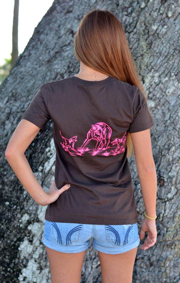 Ladies Hog Hunting Shirt  e09782b0015e1