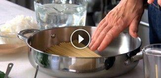 Te hogy főzöd a tésztát? Martha Stewart megmutatja neked egyik zseniális receptjét!
