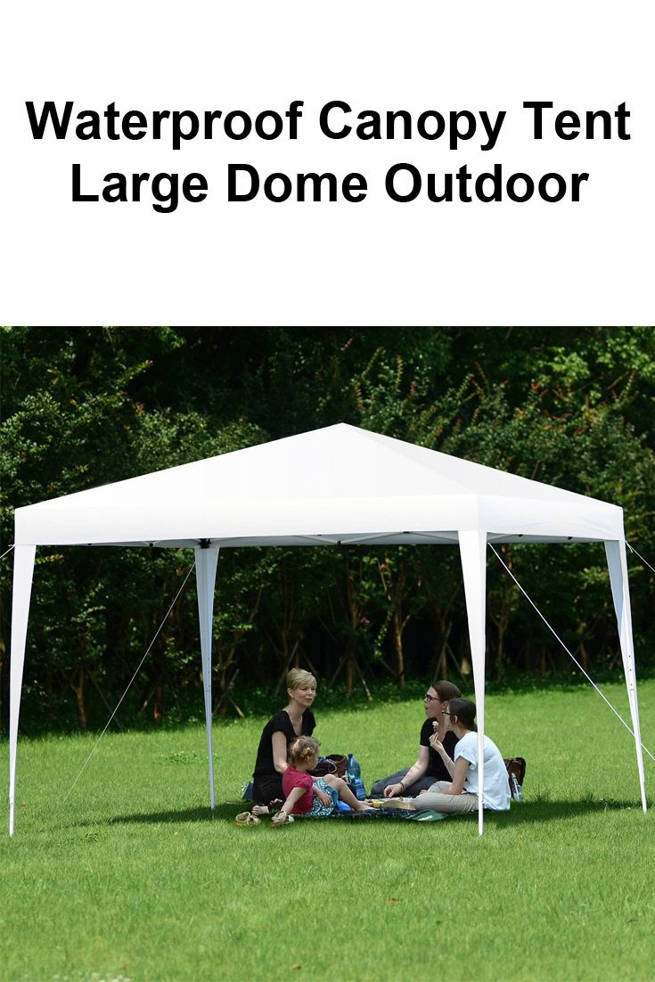 Look At Our Wonderful Canopy Tent It Has A Special Design Which