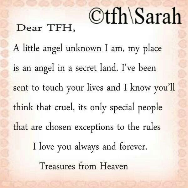 Little angel letter xx