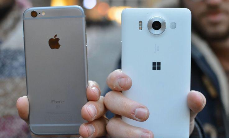 Kamera Test: Iphone 6s vs. Lumia 950