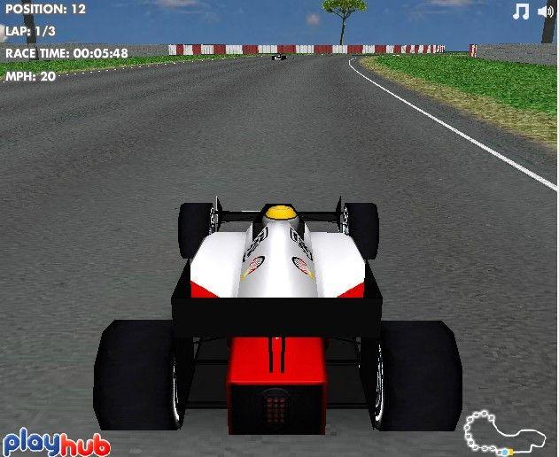 Formula Driver 3d Unblocked Racing Games Formula Drivers