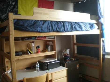 Off to College? Visit Organized Island's post to see a dorm room check list!  ~ Clutter Interrupted