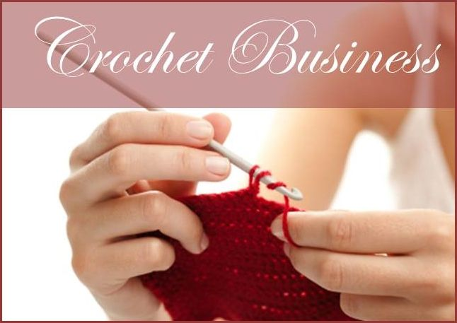 Key steps to starting a crochet business on the right foot from Yarn Obsession.
