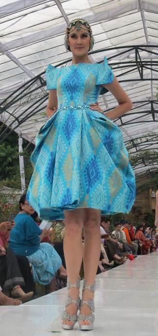 dress by Sebastian Gunawan