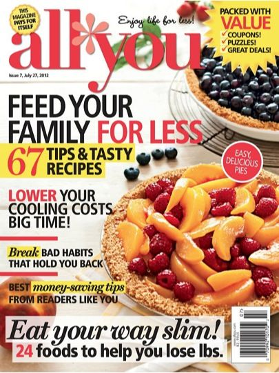 All You Magazine Coupon
