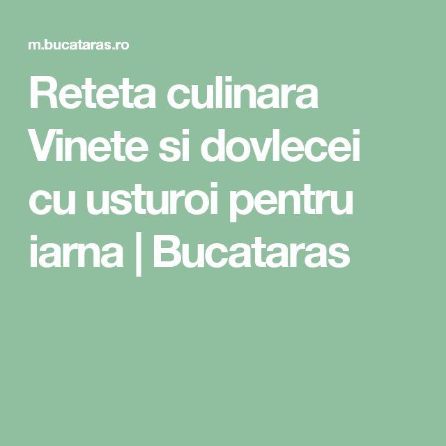 Reteta culinara Vinete si dovlecei  cu usturoi pentru iarna   Bucataras