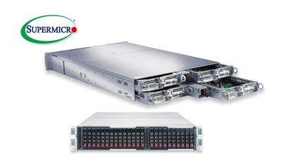 Super Micro Computer Inc. lanza BigTwin   FSe trata del primer y único sistema de múltiple nodo 2U compatible con los procesadores dual-Xeon de 205 vatios 24 DIMMs por nodo y 24 All-Flash NVMe.  SAN JOSÉ California Febrero de 2017 /PRNewswire/ - Super Micro Computer Inc. (NASDAQ: SMCI) un líder global en servidores de alto rendimiento y alta eficiencia tecnología de almacenamiento y computación verde ha anunciado la quinta generación de su gama Twin la nueva arquitectura de servidor BigTwin…