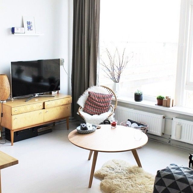 My home (4) Living room -#Rotterdam