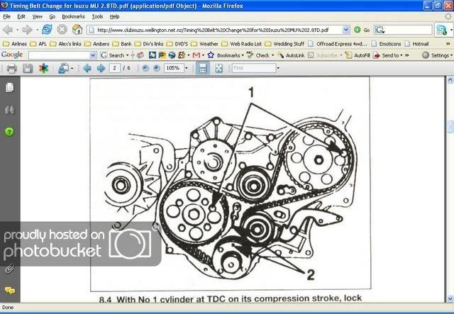 4jg2 timing marks - Google Search | Pc repair | Pc repair