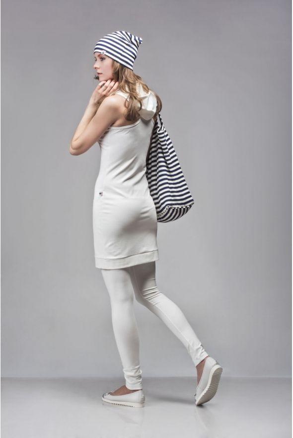 NON200-ujjatlan-kapucnis-garboruha NON+ SS15 ♥ Photo by Dalocska #nonplusz #fashion