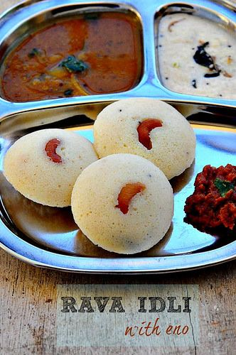 rava idli recipe-how to make rava idli with eno
