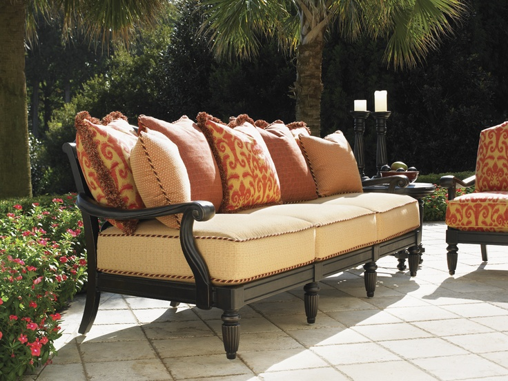 Wonderful Tommy Bahama Outdoor Living, Kingstown Sedona Sofa, Lexington Home Brands