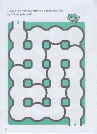ISSUU - 3 4 5 My first book of mazes by Educación Primaria
